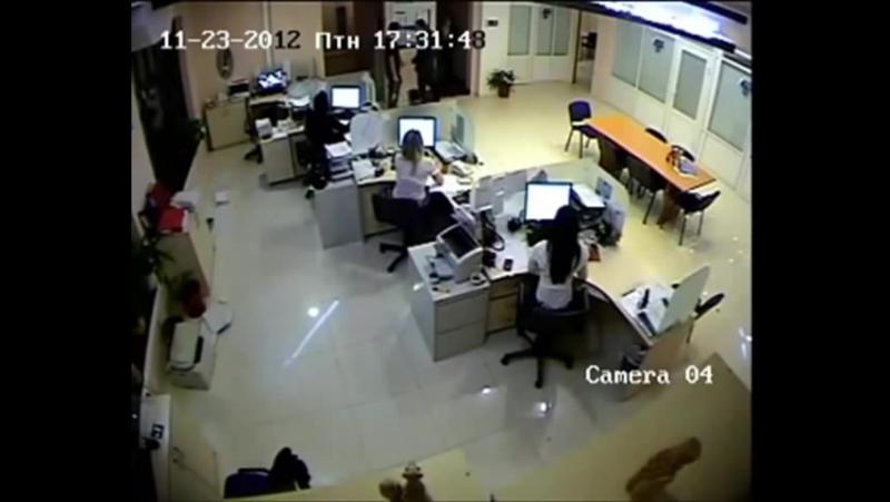 Убийство охранника Связь-Банка в Махачкале