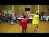 Вальс в исполнении Александра Малюгина и Юлии Запольской