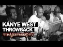 Kanye West freestyle 2004 never seen before Westwood Throwback with Dame Dash Biggs