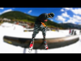Ahmet Dadali | VOLKL | Revolts SkiBoards Introduction