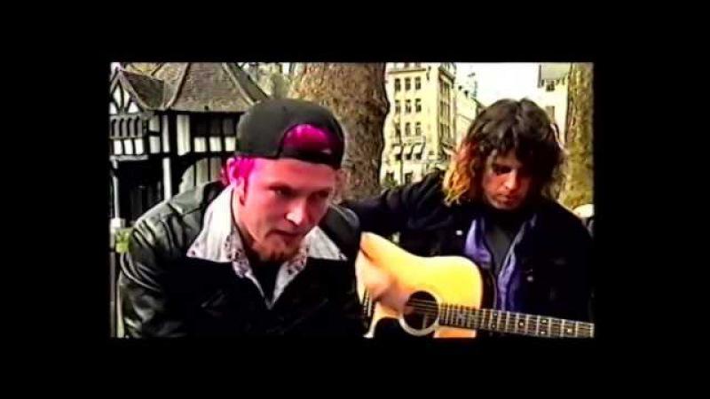 STP - Plush LiVE Acoustic Scott Weiland Dean DeLeo