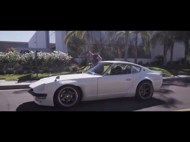 Z Dream Episode 4 Unleashed starring Sung Kang Мечта Z Серия 4