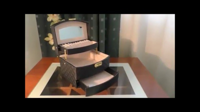 Кейс для украшений Mary Kay ! Mary Kay Jewelry case !