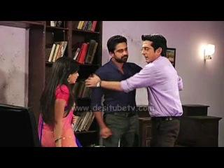 Shlok got angry on Aastha in Iss Pyar Ko Kya Naam Doon,he followed Violence - Video Dailymotion