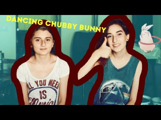 The Dancing Chubby Bunny Challenge! ☼ SS