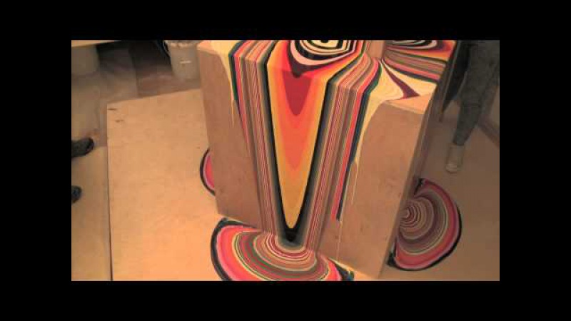 Dave Kaufman Holton Rower Time Lapses