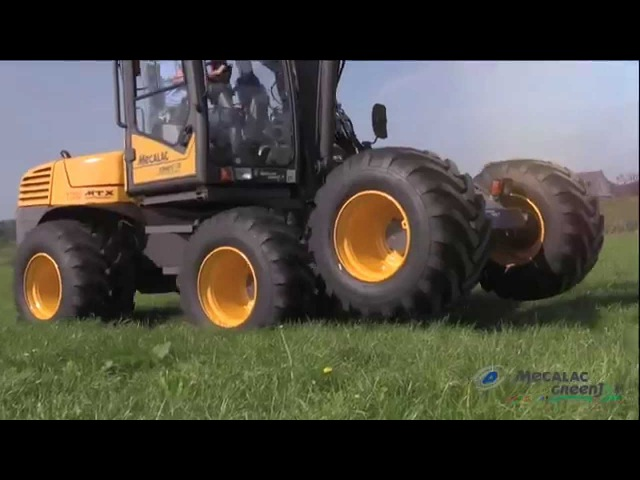 Mecalac 12MTX Greenjob 6x6 BIGFOOT