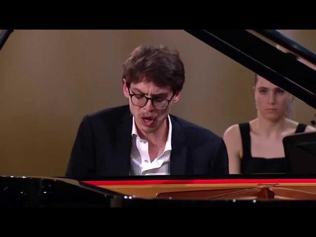 Tchaikovsky 2015 Lucas Debargue 2nd Round Cto Mozart, Piano Concerto 24 in C minor, K 491