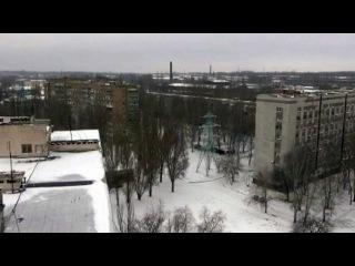 На юго-востоке Украины на мине подорвался микроавтобус