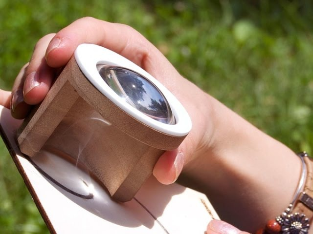 FEBO The Engraver That Lets You Draw With The Sun