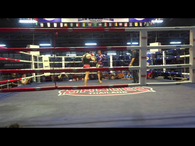 Fight 126 Sylvie vs Rungnapa Por Muangphet Thepprasit Pattaya