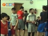 Шамиль Гаджиев готовит боксеров на участие в чемпионате Дагестана