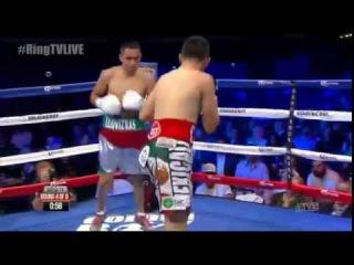 Диего Де Ла Хойя — Джованни Дельгадо  Diego De La Hoya  vs Giovanni Delgado