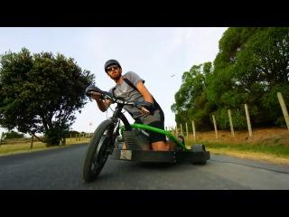 Моторизованный Дрифт Трайк 2015
