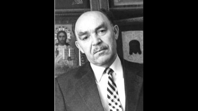 Институт Русской Цивилизации Воин и писатель Иван Шевцов