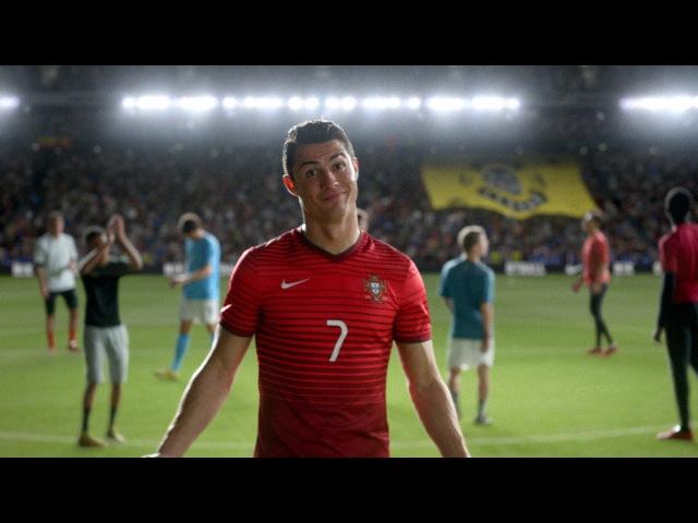 FR HD Nike Football : Winner Stays ft Ronaldo, Neymar Jr, Rooney, Ibrahimović, Iniesta FR HD