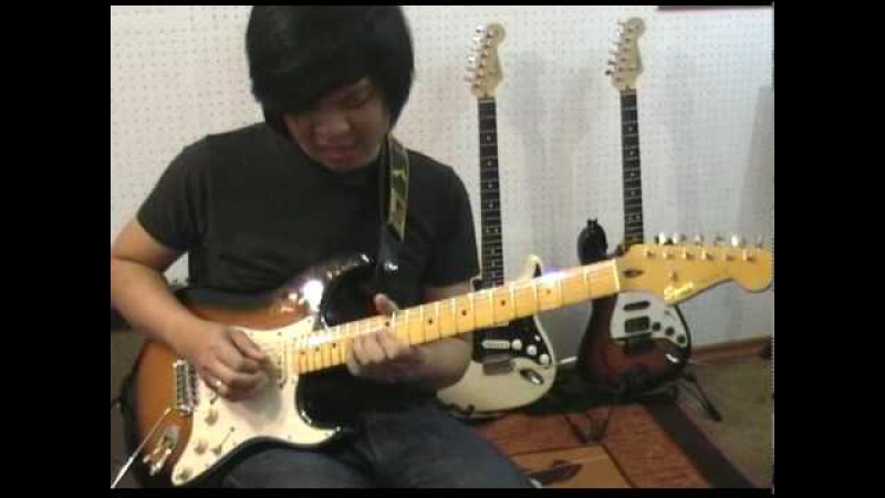 """""""Cliffs of Dover"""" - Eric Johnson (Cover) by Jack Thammarat"""