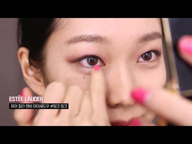 [Official CeCi TV]유리알 코팅 립 메이크업(다영 x 에스티로더)