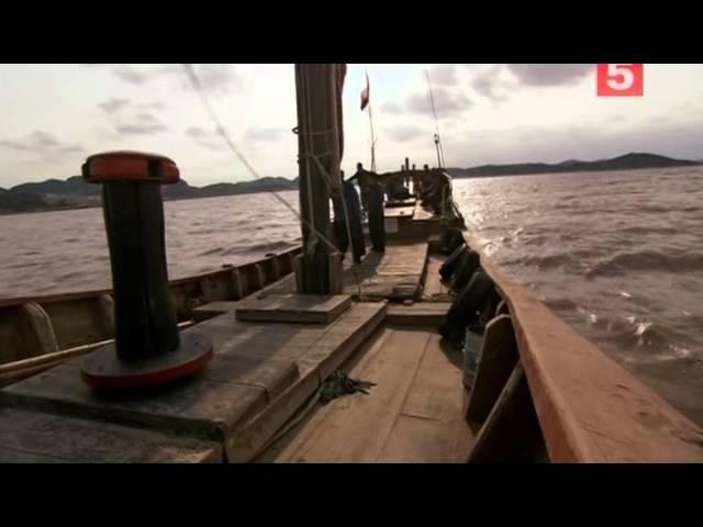древние открытия Китайские супер-корабли