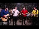 Фолк-группа Партизан ФМ - Новый концерт на радио Наше Подмосковье. 12.01.2016