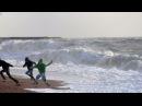 ATENCION a la ola gigante: Temporal 2014 olas temporal ondas marea