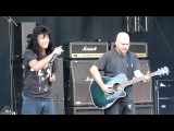 Joey Belladonna - Man On The Silver Mountain (live, Rainbow cover)