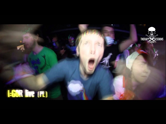 Therapy Sessions Slovakia 16th March 2013 AFTERMOVIE