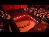 Kellie Pickler &amp Derek Hough - Flamenco - Week 9