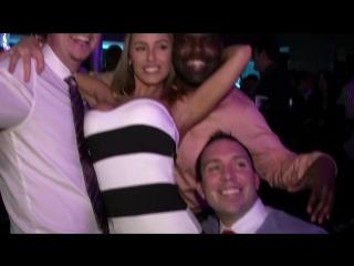 Порно блондинку в клубе