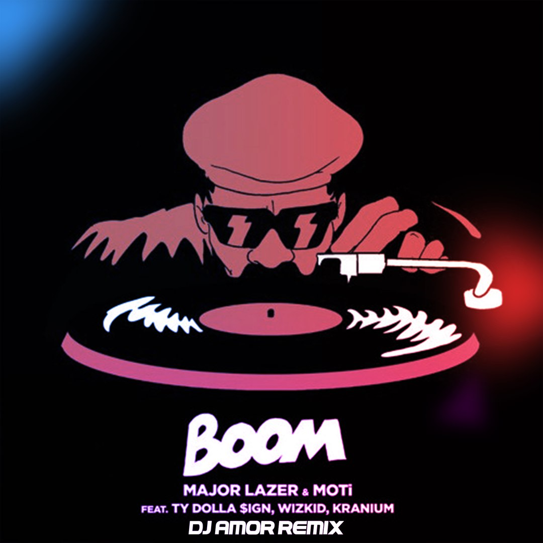 Boom major lazer скачать