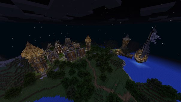 Здаров, я делаю карту под названием LEGENDARY QUEST, делаются города, пещеры, на...