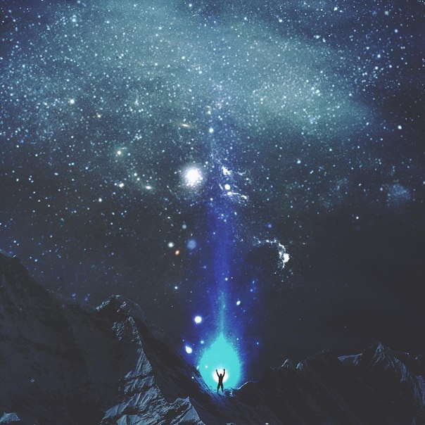 Звёздное небо и космос в картинках - Страница 4 4GlVJ3Vd2ko