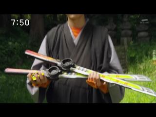 [dragonfox] Shuriken Sentai Ninninger - 19 (RUSUB)
