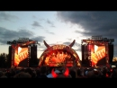 ACDC 2015 Shut bown in flames