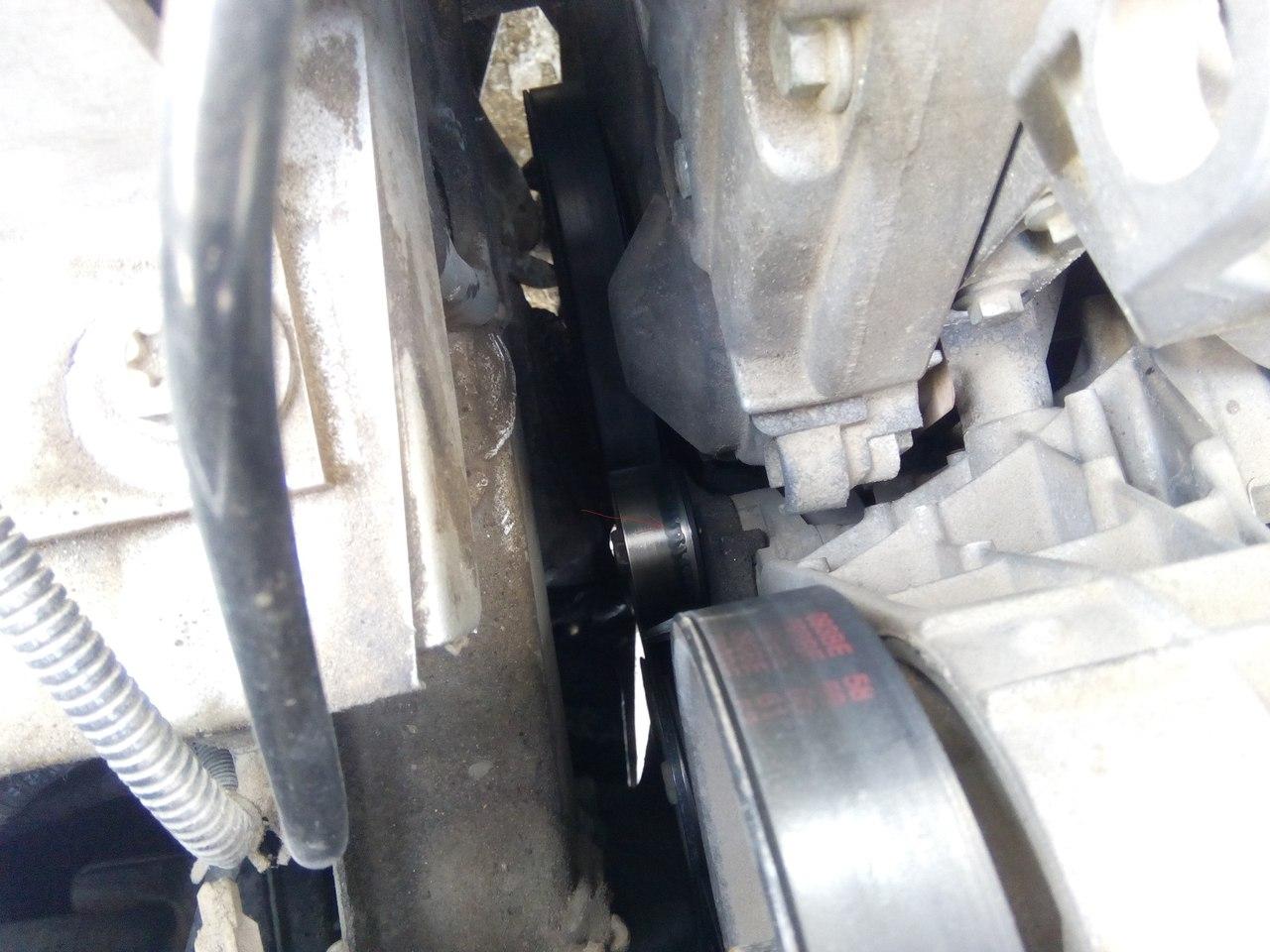Замена ремня ГРМ Вортекс Тинго 1.8 л с фото и видео - AutoGRM 43