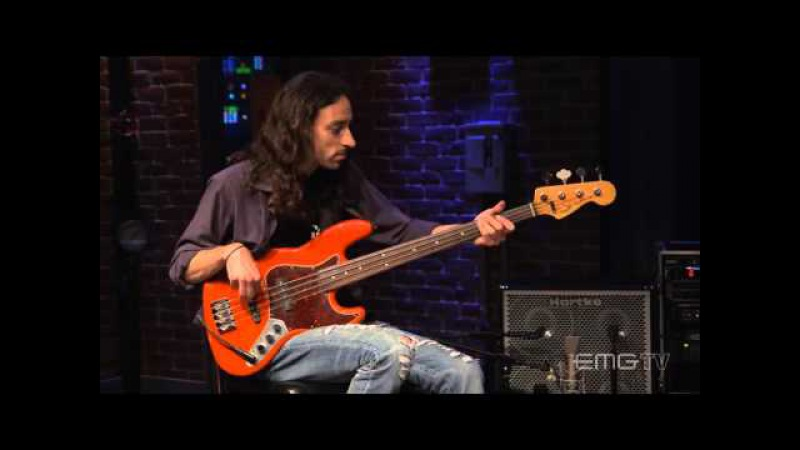 Alex Lofoco performs Fairfax Pickup on EMGtv