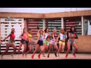 девчонки танцуют прикольно