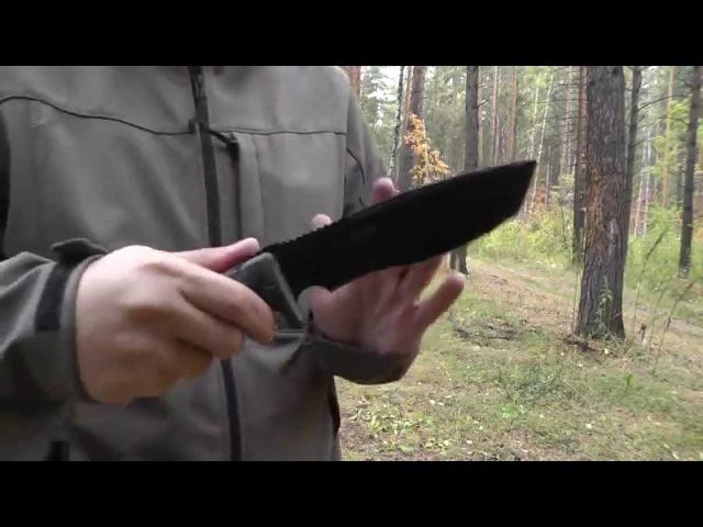 Нож FOX FX 132 Trapper. Мечта технологичного выживальщика.