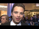 Sebastian Stan Interview Captain America The Winter Soldier Premiere