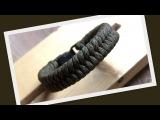 Как сделать простой браслет из паракорда