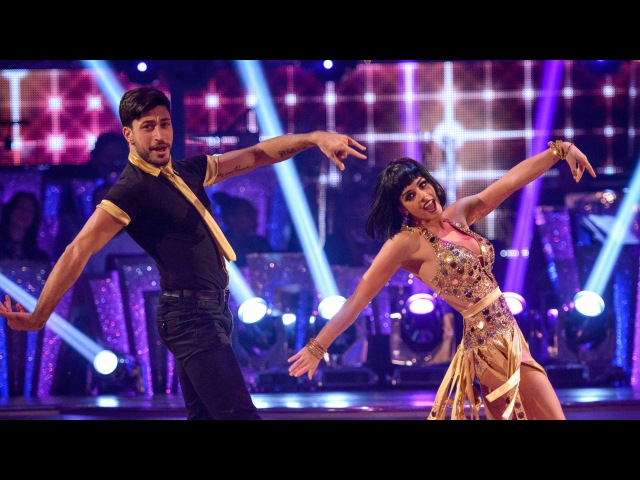 Georgia May Foote Giovanni Pernice Charleston to 'Hot Honey Rag' - Strictly Come Dancing: 2015