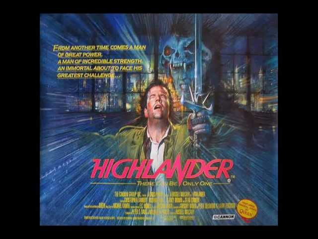 Highlander Soundtrack - Queen - Princes of the Universe HQ [ Lyrics]
