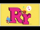 ABC Song: The Letter R, Are You Ready For R by StoryBots