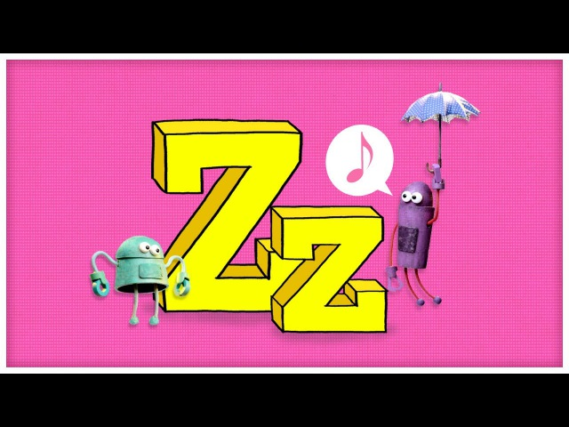ABC Song: The Letter Z, I'll Be with Z by StoryBots