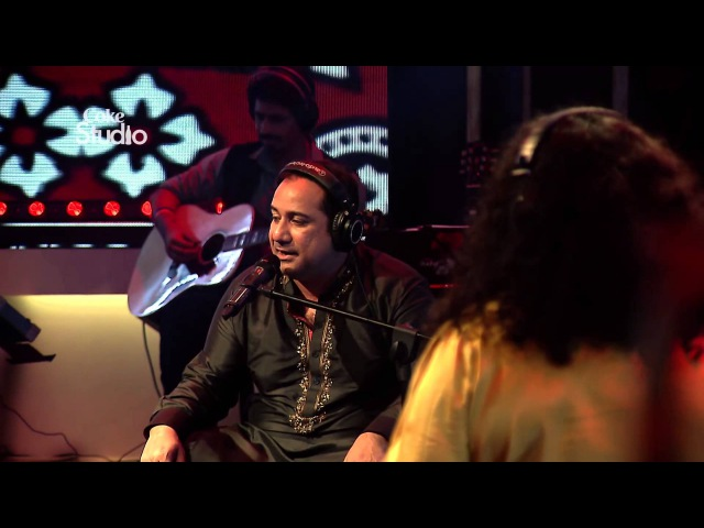 Abida Parveen Rahat Fateh Ali Khan, Chaap Tilak, Coke Studio Season 7, Episode 6