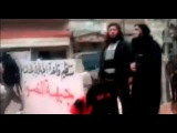Страшная казнь перед камерой девушки в Иране!