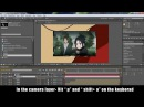 Adobe After Effects - AMV Tutorial ( Week 4 ) 3D motion tracking ( BASIC) HD