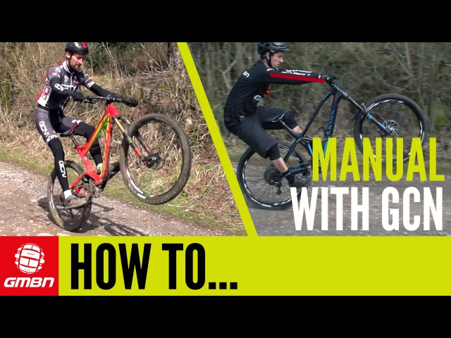How To Manual – Can Roadies Manual On A Mountain Bike?