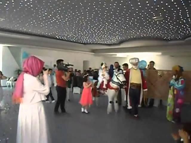 Nasreddin Hoca ve Eşeği ile Sünnet Düğünü Organizasyonu Organizasyon Şehri