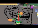Walkthrough Osu (CTB) beatmap Kitsune^2 - Trololo Remix [Hard] - (NC)